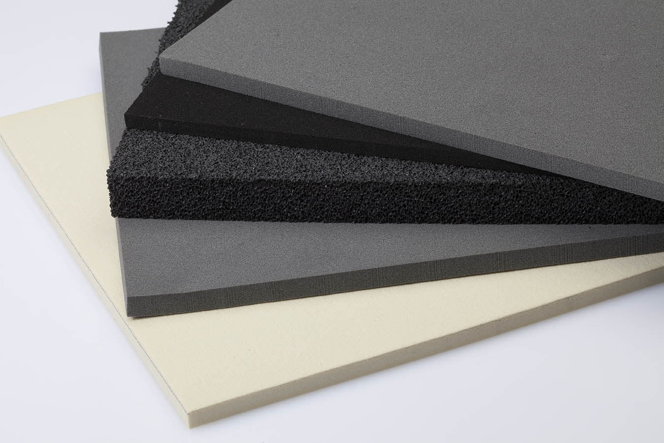 NBR + PVC Cellular rubber
